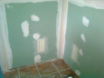 Rejillas de ventilacion para paredes con humedad