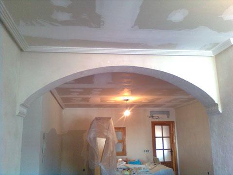 Escayolas jm s l barqueros murcia - Escayola decorativa techo ...